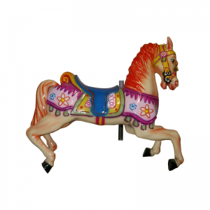 Horses and other 1-seater figures